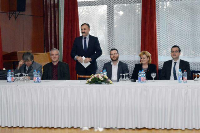 A. Szabó László alpolgármester köszöntője