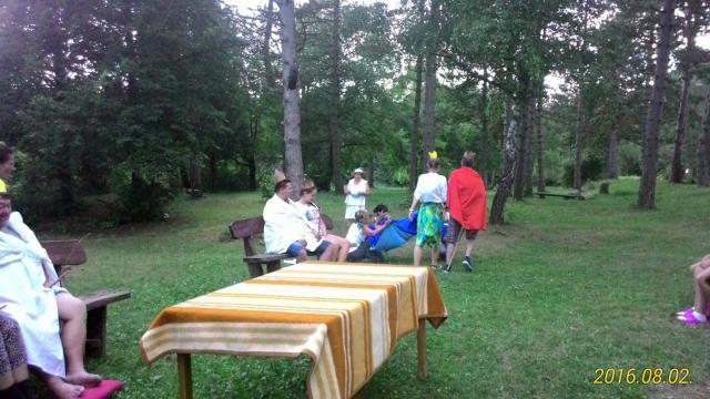 Nyári tábor a Csitári hegyek alatt - 04