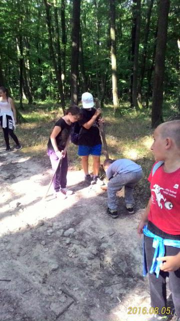 Nyári tábor a Csitári hegyek alatt - 11