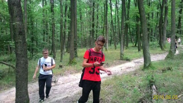 Nyári tábor a Csitári hegyek alatt - 17