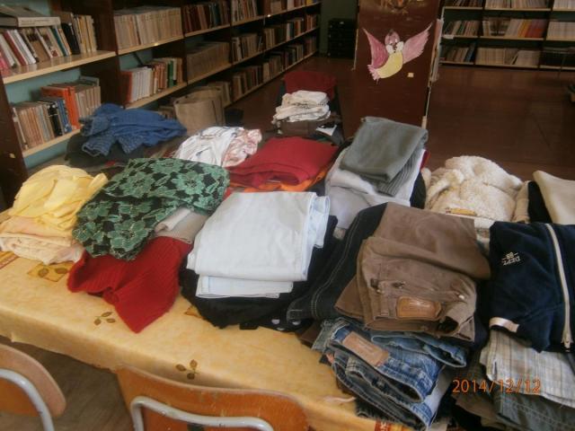 Gyűjtés, Kürt - 2014. december